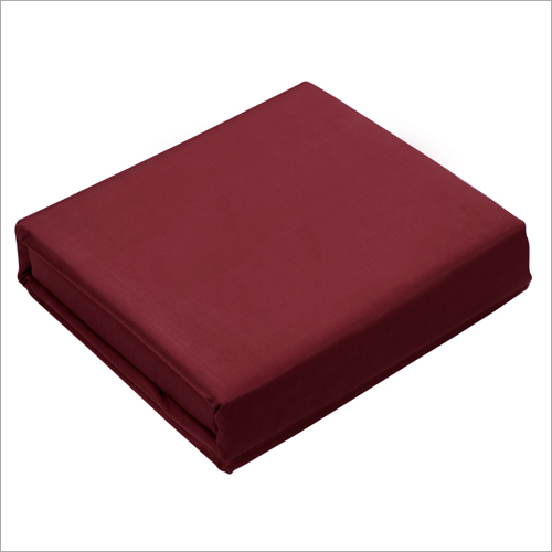 Double Bed Plain Bed Sheet