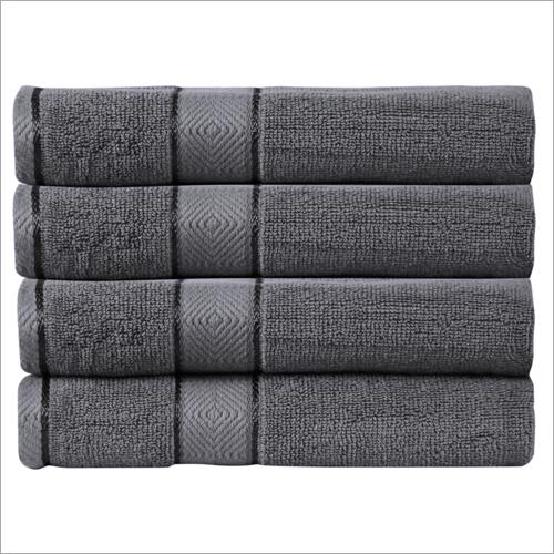 Dark Grey Towel