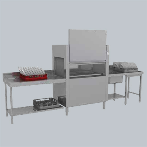 Rack Conveyor Type Dishwasher - RC 152 PLUS