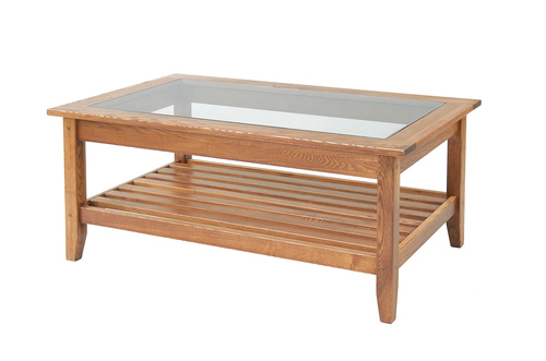 Modern Wooden Center Table