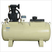High Pressure Lubricant Air Compressor