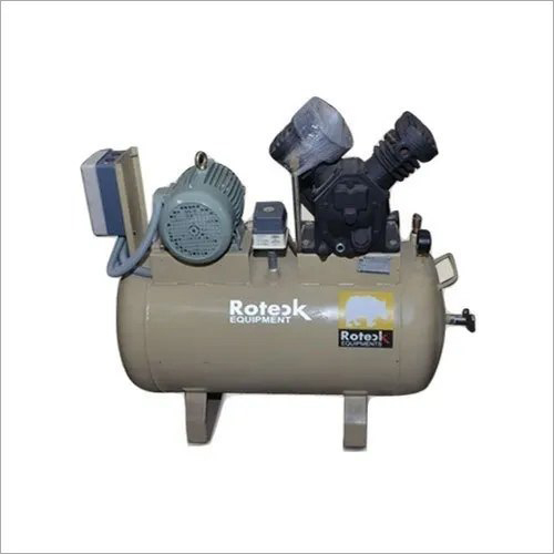Three Phase High Pressure Piston Air Compressor