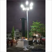 GI Street Lighting Pole