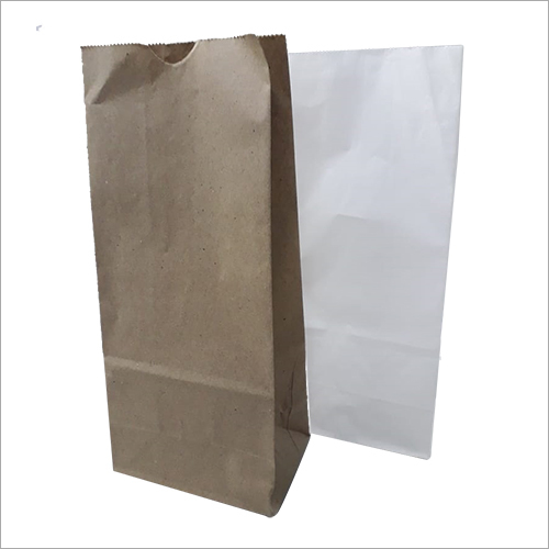 Grocery Brown Recycle Paper Bag