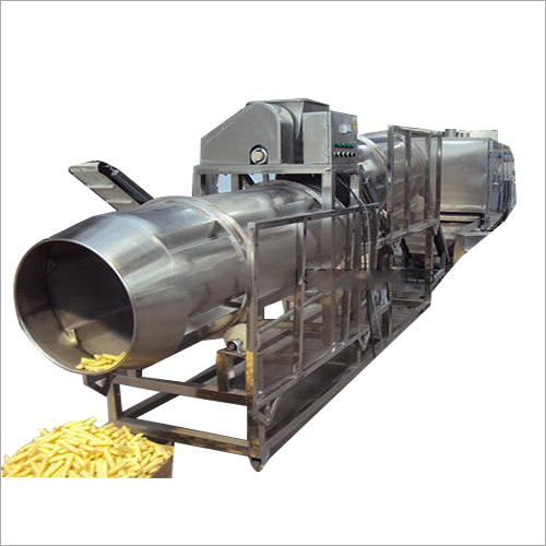 Industrial Kurkure Seasoning Machine