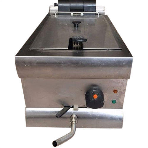 SS Electric Deep Fryer