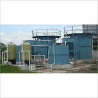 Waste Water ETP Plant