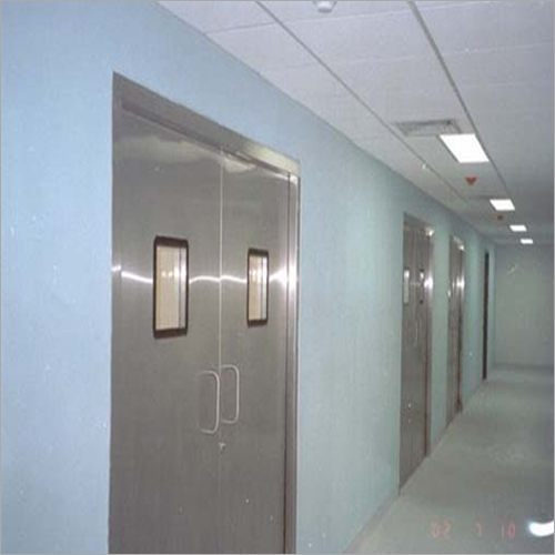 Stailess Steel Swing Door