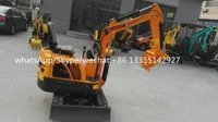 1.0 ton mini excavator from China