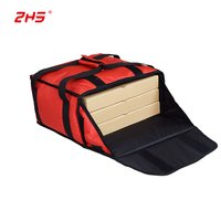 Insulated Heated Pizza Food Cooler Warmer Bag