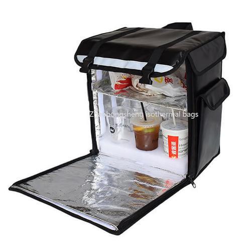 Food Delivery Bag Backpack Custom Cooler Bag