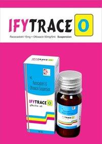 Ofloxacin+ Racecadotril