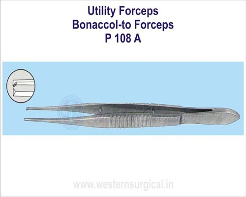 Utility forceps bonaccol-to forceps