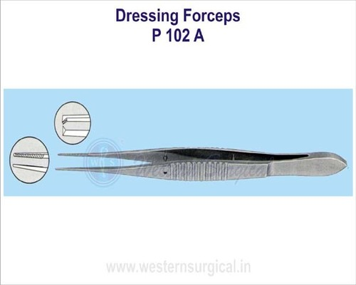 Dressing Forcep