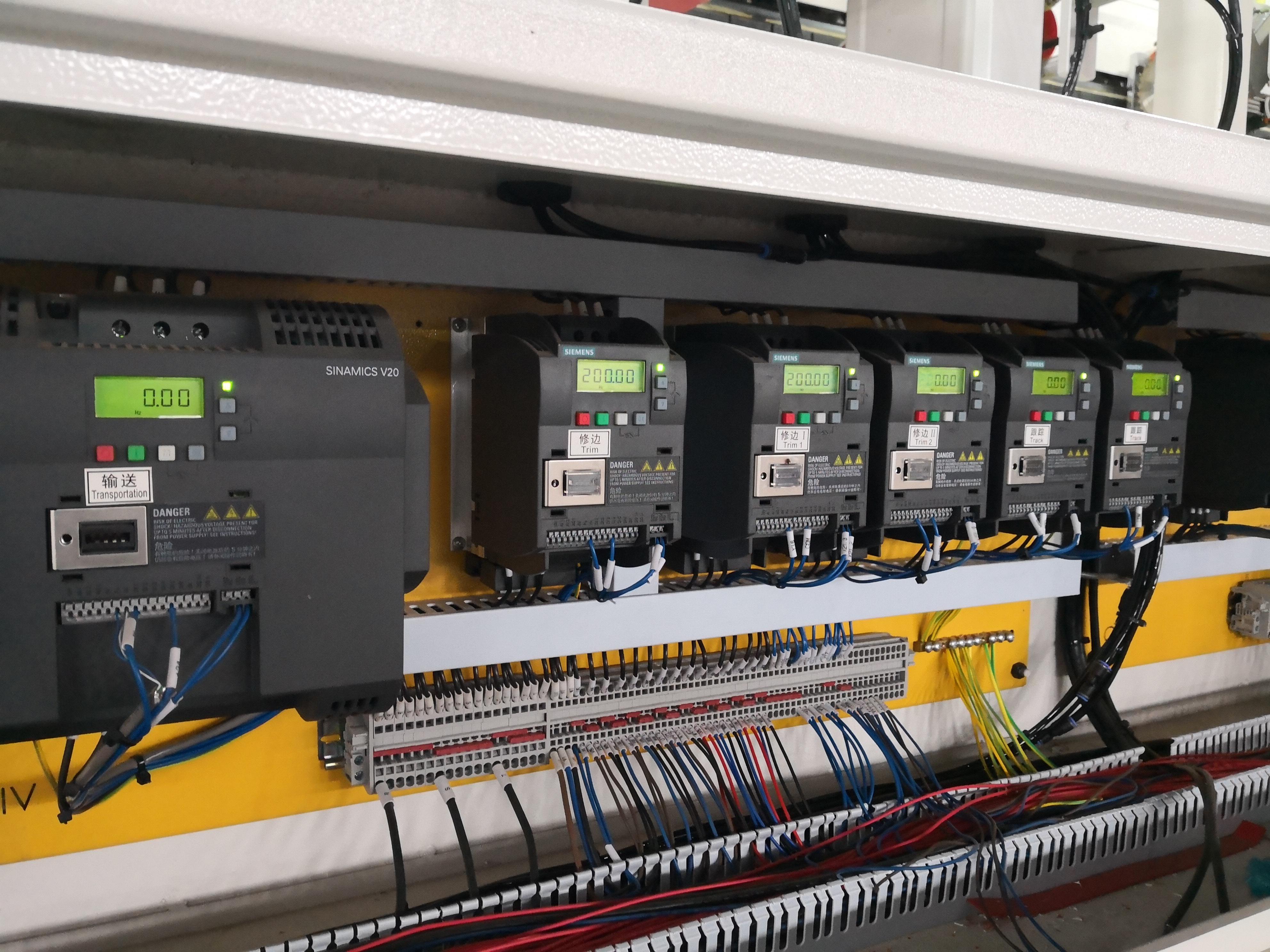 HC586(G) High Speed Automatic Edge Banding Machine