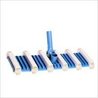 Flexible Vacuum Head With 12 Wheels