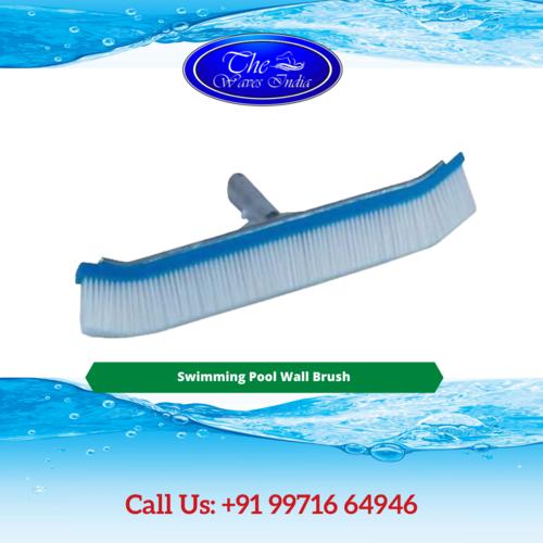 Swimming Pool Wall Brush