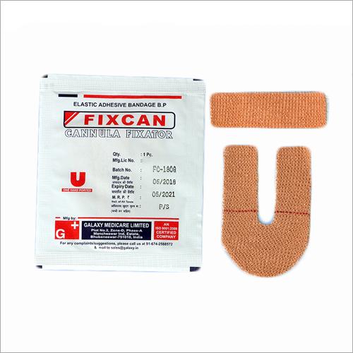 Cannula Fixator Adhesive Bandage