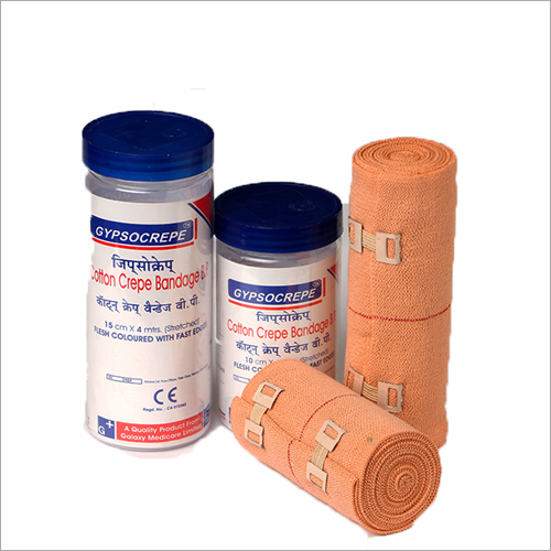 Cotton Crepe Bandage BP