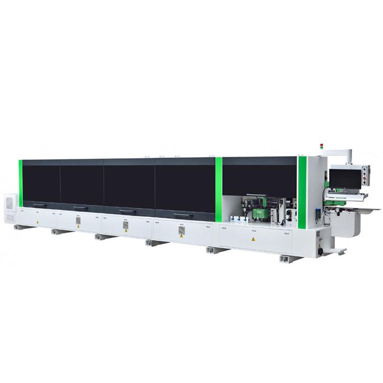 HC586G Heavy Duty Plywood Edge Banding Machine