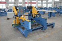 Double Ends Trim Saw Cutting Off Wood for Pallet Production