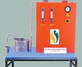 Plug Flow Reactor(Coiled Tube Type)