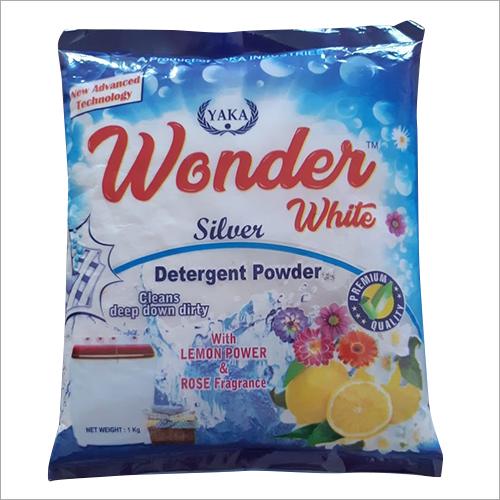 Silver Detergent Powder