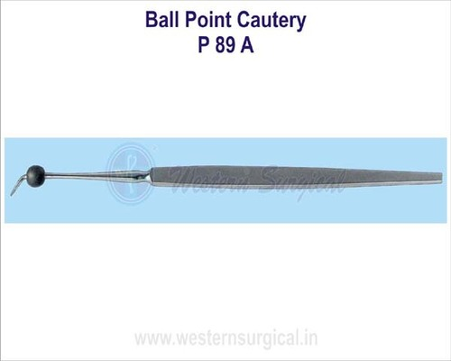 Ball point cautery