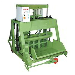 Model 860 Hollow Block Machine