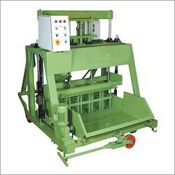 Model 860 Hollow Block Machine
