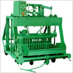 Model 1060 Hollow Block Making Machine
