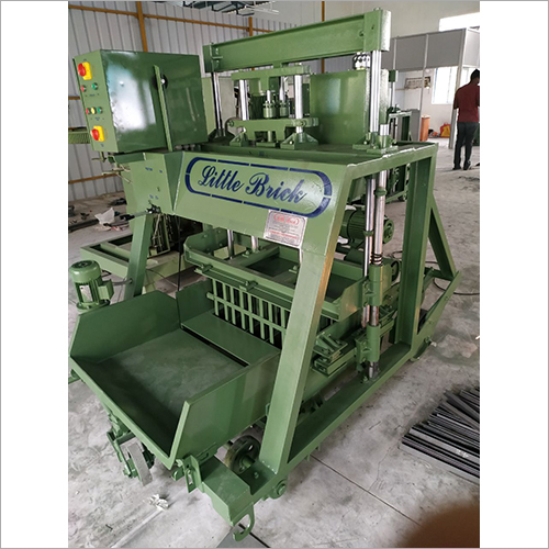 Industrial Hollow Block Making Machine