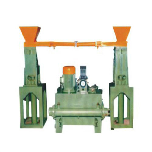 Industrial Interlocking Brick Making Machine