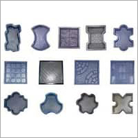 Paver Block Rubber Mould
