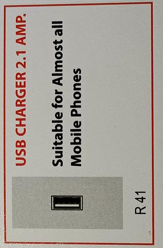 Modular Blank plates