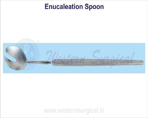 Enucaleation spoon