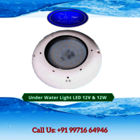 Under Water Light LED 12V & 12W