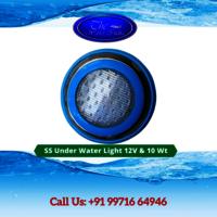 SS Under Water Light 12V & 10 Wt