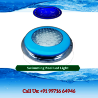 LED Fountain Under Water Light