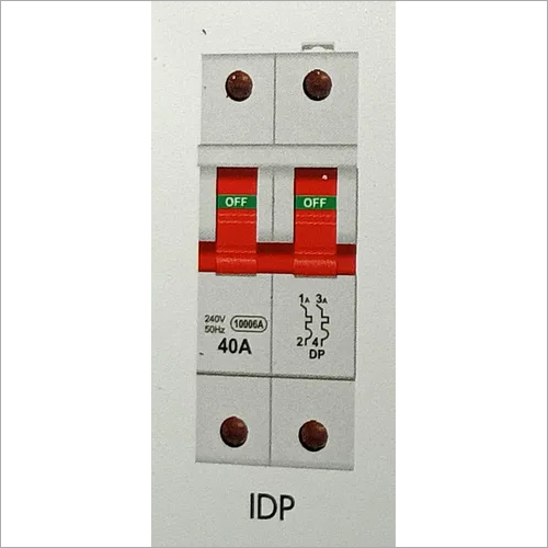 Isolator DP