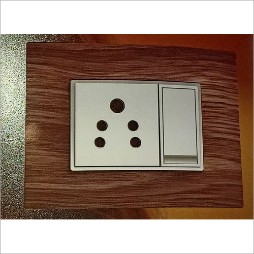 modular wooden plates