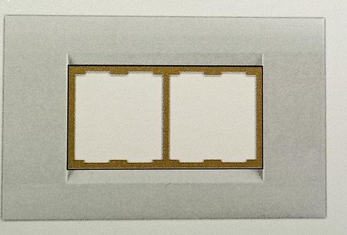 Modular conventional plates