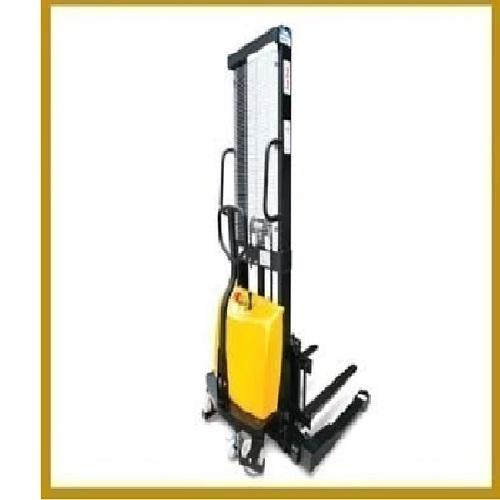 Semi Electric Stacker 1 Ton