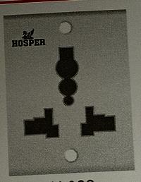 Non moduler sockets
