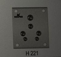 16 amp socket