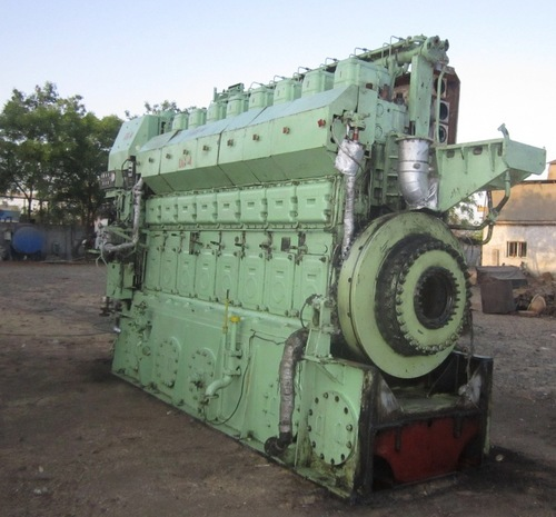 Yanmar 6N280 8N280 Marine Engine