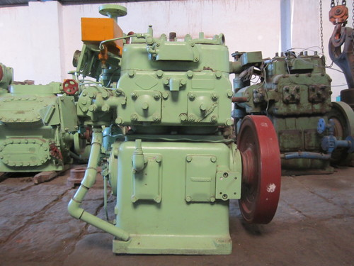 Yanmar SC30N Compressor