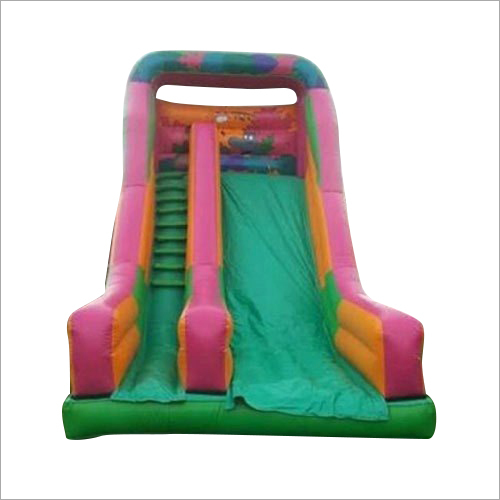 Bouncy Inflatable Slide