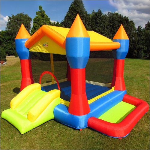 Kids Outdoor Inflatable Slide