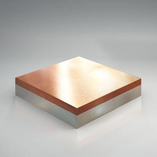 Copper Aluminium Bimetallic Sheet